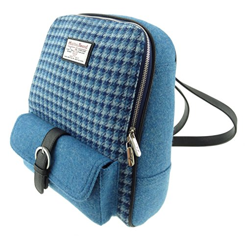 Harris Tweed, Borsa a zainetto donna COL 63