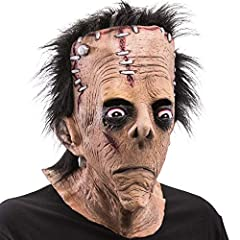 Idea Regalo - Carnival Toys Maschera gigante Frankenstein in lattice capelli