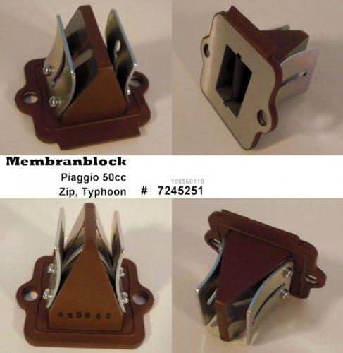 Preisvergleich Produktbild Membranblock für Roller Piaggio Free 50