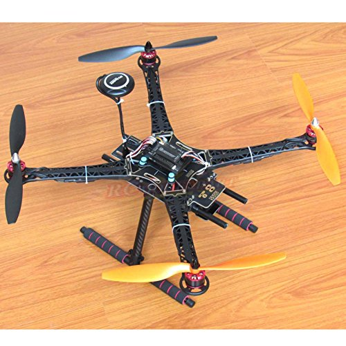 Rcmodelpart DIY S500 Quadcopter with APM2 8 Flight Controller NEO-7M GPS  and HP2212 920KV Brushless Motor + Simonk 30A ESC