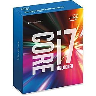 Intel Core i76800K3.40 GHz LGA2011V315MB Cache High End Desktop Processor CPU - Black (B01FJLA8NI)   Amazon price tracker / tracking, Amazon price history charts, Amazon price watches, Amazon price drop alerts