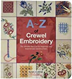 A-Z of Crewel Embroidery (Search Press Classics)