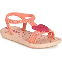 Ipanema Baby My First Heart 21 Plastic Buckle Sandal Rose/Pink