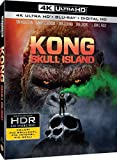 Locandina Kong: Skull Island (4K Ultra HD + Blu-Ray Disc + Copia Digitale) (2 Blu-Ray)