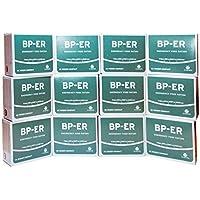 Lebenskraft BP ER Elite Emergency Food 12 x 500 gramos, del fabricante líder (Charge 2020 y certificado del comerciante)
