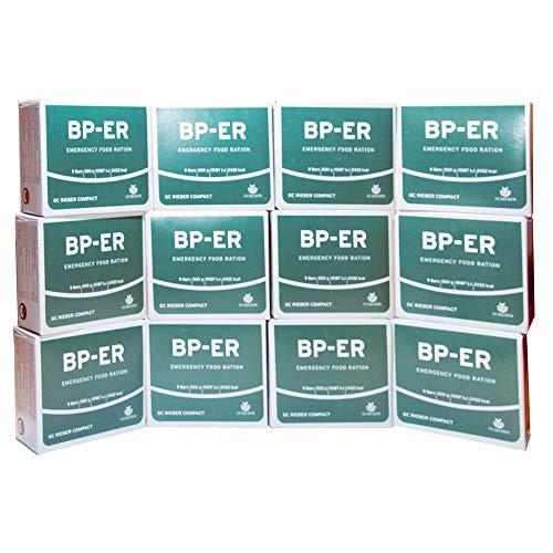 Compact Rieber BP ER Elite Emergency Food (12 x 500g), Outdoor, Camping, Sport und Notfallvorsorge des weltweit führenden Herstellers