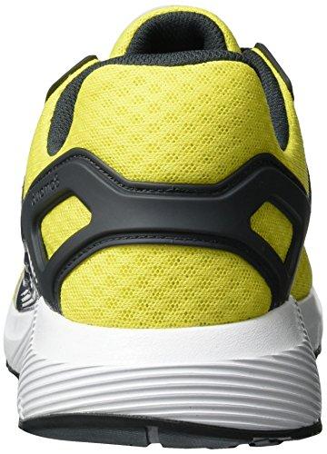 adidas Duramo 8 M, Scarpe Running Uomo Giallo (Bright Yellow/dark Grey/dark Grey)