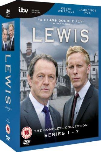 Series 1-7 (15 DVDs)