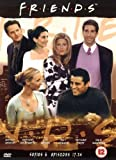 WARNER HOME VIDEO Friends - Season 6 - Episodes 17-24 [DVD]
