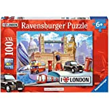 Ravensburger I love London XXL Jigsaw Puzzle (100 Pieces)