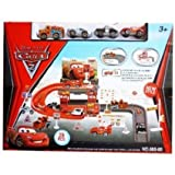 #10: Racing Track Parking Garage for Kids Toy 29 PCs