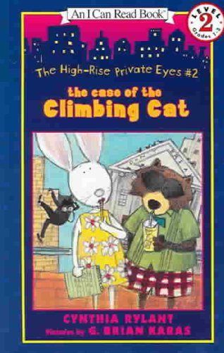 The Case of the Climbing Cat (High-rise Private Eyes, Band 2)