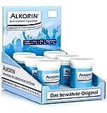 ALKORIN® dem nächsten Tag zuliebe - Unterstützt die Leberfunktion mit Cholin - 6x25 Anwendungen - Mit Magnesium, Zink, Folat und Vitamin B1 + B2 + B3 + B5 + B6 + B12