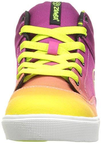 Zumba Footwear Mädchen Rio Street Fresh Hallenschuhe, Violett (Purple), 38 EU -