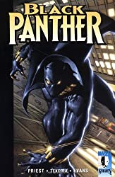 Black Panther: Client TPB
