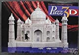 Puzz 3D Taj Mahal 1077 Pieces by Wrebbit 3D Puzzle