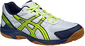 Chaussure hand / volley ad gel vision-court - Blanc
