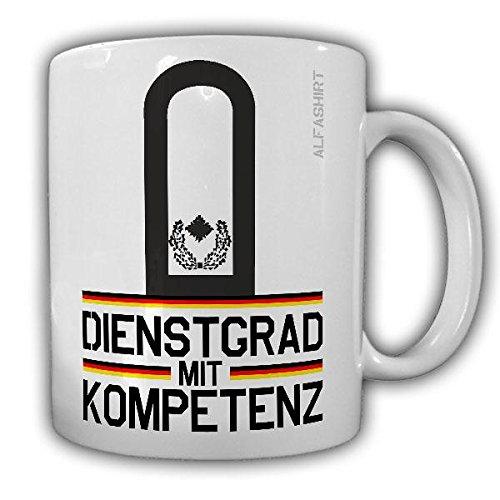 Tasse Major Dienstgrad Bundeswehr Maj Militär Rangabzeichen Abzeichen Kaffee Becher #20715