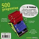 Image de Juega con 500 preguntas de fútbol (Juegos (cupula))