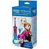 Oral-B Vitality 81633850 Cepillo dental oscilante Azul, Rosa cepillo eléctrico para dientes - Cepillo de dientes eléctrico (Batería, Integrado)