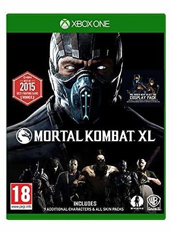 Mortal Kombat XL (Xbox One) by Warner Bros Interactive Entertainment UK