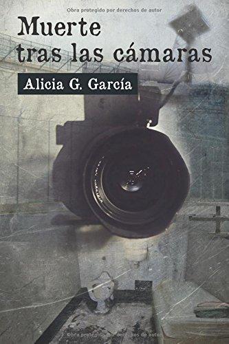 Portada del libro Muerte tras las cámaras