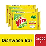 Vim Anti Smell Bar - 200 g (Pack of 3)