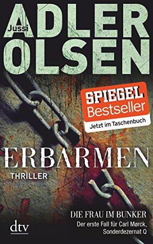 Buchseite und Rezensionen zu 'Erbarmen' von Jussi Adler-Olsen