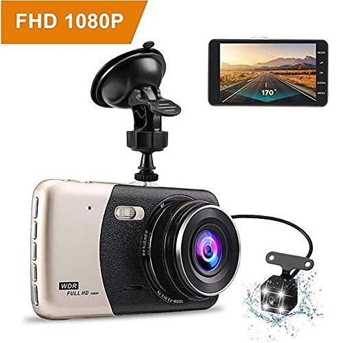 Meteor fire Spiegel Dash Cam, 1080P FHD DVR 4