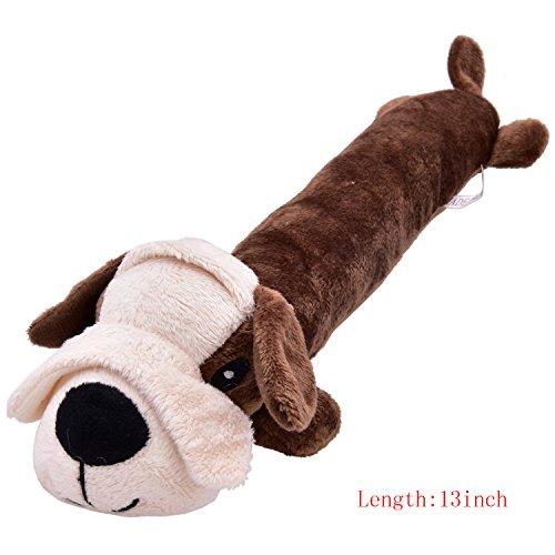 Dog Toys Lot de 6ensemble cadeau-Chew Toys-Squeak Jouets-Balle pour chien-Os de chien-en peluche pour chien-Dog Cordes-Tug of War Boule
