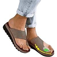 Sandales Plates Femmes Confortables Orthopedique Chaussures Plateforme - 2020 Newest Été Sandales Femmes Sandales Plates…
