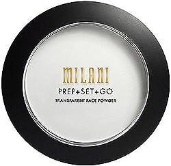 MILANI Prep + Set + Go Transparent Face Royal Powder - 0.22 oz. (6.2 g)