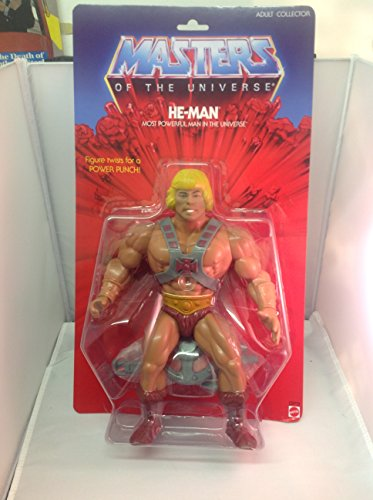 Mattel Motu Motuc Master Of The Universe He-Man Classics Giant He-Man Figure