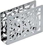 Alessi - MSA08 - Cactus! Portatovaglioli di carta traforato in acciaio inossidabile 18/10 lucido.