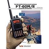 Yaesu FT-60E Talkie-walkie VHF/UHF amateur