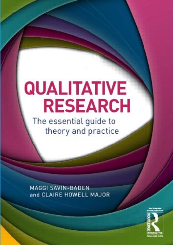Qualitative Research: The essential guide to theory and practice