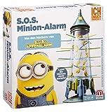 Mattel Games FFC11 S.O.S. Minion-Alarm, Kinderspiel geeignet für 2 - 4 Spieler, Spieldauer ca. 30 Minuten, ab 5 Jahren