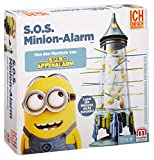 Mattel FFC11 Spiele  S.O.S. Minion-Alarm, S.O.S. Affenalarm Sonderedition