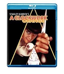 A Clockwork Orange [Blu-ray] [1972] [US Import] [1971]
