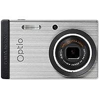 Pentax Optio RS1500 Digitalkamera (14 Megapixel, 4-fach opt. Zoom, 7,6 cm (3 Zoll) Display) silber