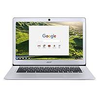Acer Chromebook 14 CB3-431 - (Intel Celeron N3060, 2GB RAM, 32GB eMMC, 14 inch HD Display, Google Chrome OS, Silver)