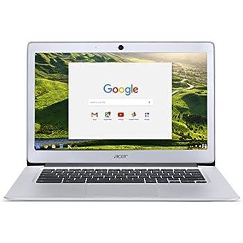 "Acer Chromebook 14 CB3-431-C9WH 1.6GHz N3060 14"" 1366 x 768Pixeles Plata - Ordenador portátil (Chromebook, Plata, Concha, N3060, Intel® Celeron®, BGA1170)"