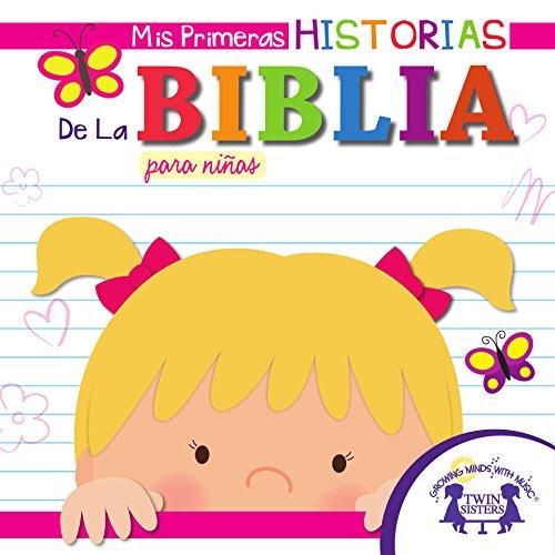 Mis Primeras Historias De La Biblia para niñas por Kim Mitzo Thompson
