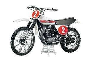 Tamiya - 16036 - Maquette - Yamaha Motocrosser YZ250 - Echelle 1/6