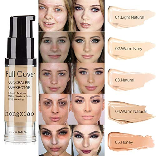 EFINNY Full Cover Liquid Concealer Full Cover Corrector