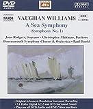 Vaughan Williams - A Sea Symphony [DVD AUDIO]