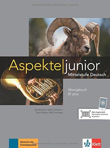 Aspekte junior B1 plus. Ãbungsbuch. Per le Scuole superiori. Con Audio formato MP3