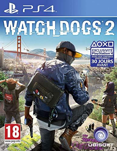 UBI Soft Watch Dogs 2PS4