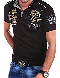 MT Styles Polo FLOOD manches courtes T-Shirt R-2753