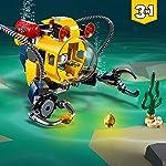 LEGO-Creator-Robot-sottomarino-31090